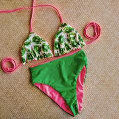 Kiwi Bikini (XS)