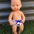 Miniland dolls undies to fit 32 cm dolls