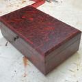 Jewellery | Keepsake | Wood Box In Jarrah Burl