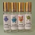 Children's essential oil roller 10ml FOCUS