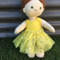 Miniland Dolls Ballet Outfit to fit 38cm Dolls