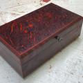 Jewellery   Keepsake   Wood Box In Jarrah Burl