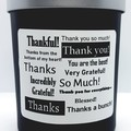 Luxurious and Highly Fragranced Appreciation Soy Candle