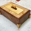 Jewellery | Keepsake | Wood Box In Tasmanian Blackwood, Mountain Ash, Huon Pine