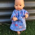 Miniland Dolls Nightie to fit 32cm dolls