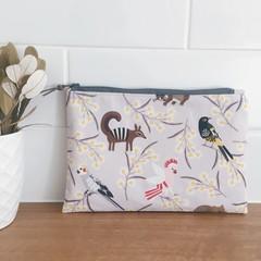 Pencil Case/Pouch- Aussie Animals