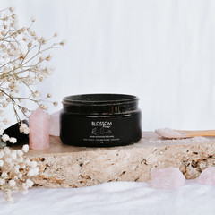 Rose Quartz Honey Activating Face Mask