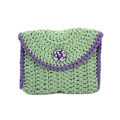 A little treasure purse. A place to keep those special little things in.