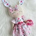 Ruby Rabbit - Vintage