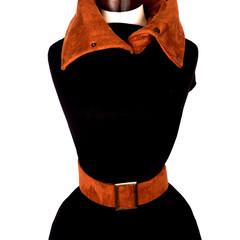 Belt, Neck Warmer, Bag