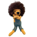 Lenny the Lion - from the Red George cuddle crew