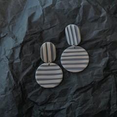 Striped Dangles