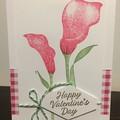 Valentine Card - free postage