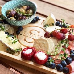 Housewarming gift, Personalised Charcuterie Board. personalised platter