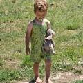 'Bugs are Brilliant' - shorts romper/playsuit