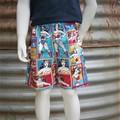 Novelty  Wonder Women Shorts-Size 4