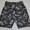 Aussie Lizards- Novelty Shorts