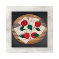 Felt Ravioli Set, Pretend Play Food, Embroidered Felt Ravioli Set, Play Kitchen