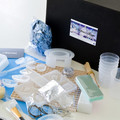 """""""Just Add Resin"""" Kit - molds, pigments, measuring, all you need!"""