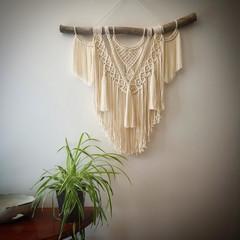TESSERA - Macrame Wall Hanging - Medium - Macrame Decor - Multi Layered