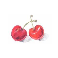 A5 Print: Cherries