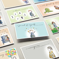 CHILDREN'S AFFIRMATION CARDS (0-12 Yrs) - The Display Collection