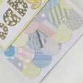 Baby Card - Layered Circles