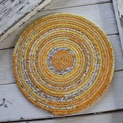 Medium Rope Heat pads- Yellow