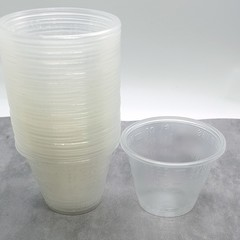 30x Resin Measuring Cups 2.5ml to 30ml (INCLUDES CC's, TBS, DRAMS, OZ & MLS)