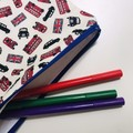 Loving London pencil case
