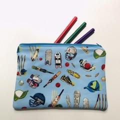 Cricket  pencil case