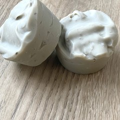 Bentonite Clay- Hand Made Soap- Unscented