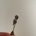 Stirling Silver Rose Ring