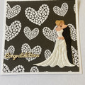 Wedding Bride & Groom  Card