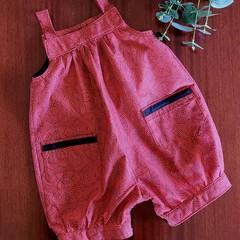 """Baby overalls """"Rust"""""""