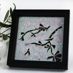 Flowers in Mosaic