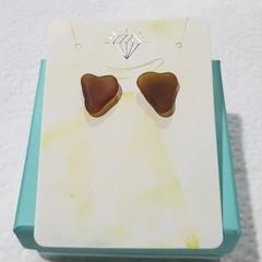 Sea Glass Earrings  #099