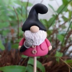 Tiny gnome - Gnome Sinatra