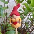 Tiny gnome - Valentine's day gnome