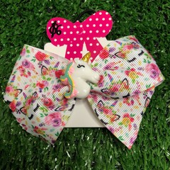 Unicorn Bow with Embellishment