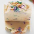 Confetti Soap Bar