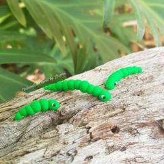 Caterpillar set of 3