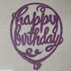 Cake Topper - Balloon