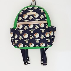Minni Backpack - Baby Yoda