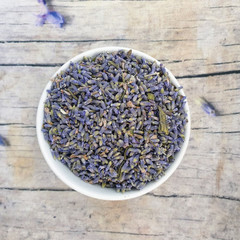 Certificated Organic Dried Lavender Buds- Plastic free