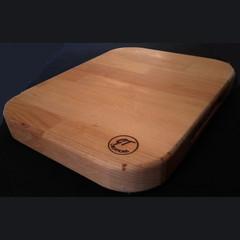 Individually Shaped European Oak Chopping Board