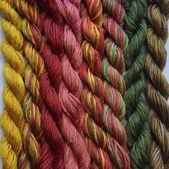 Colour Match Set - Autumn