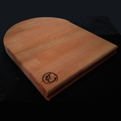 Individually Shaped Myrtle Beech Chopping Board