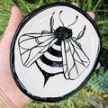 Bee 🐝 plate