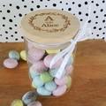 Easter Egg Jar - Personalised